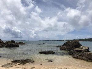 ハワイで大家:辺野古を対岸から