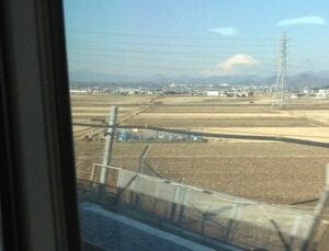日本人はやっぱり富士山