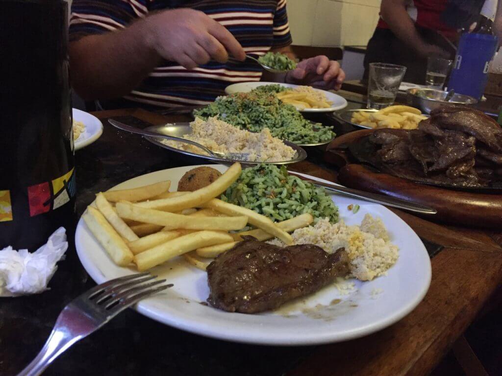 ハワイで大家:リオ五輪 肉料理最高1