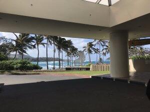 ハワイで大家:タートルベイにステイケーション1