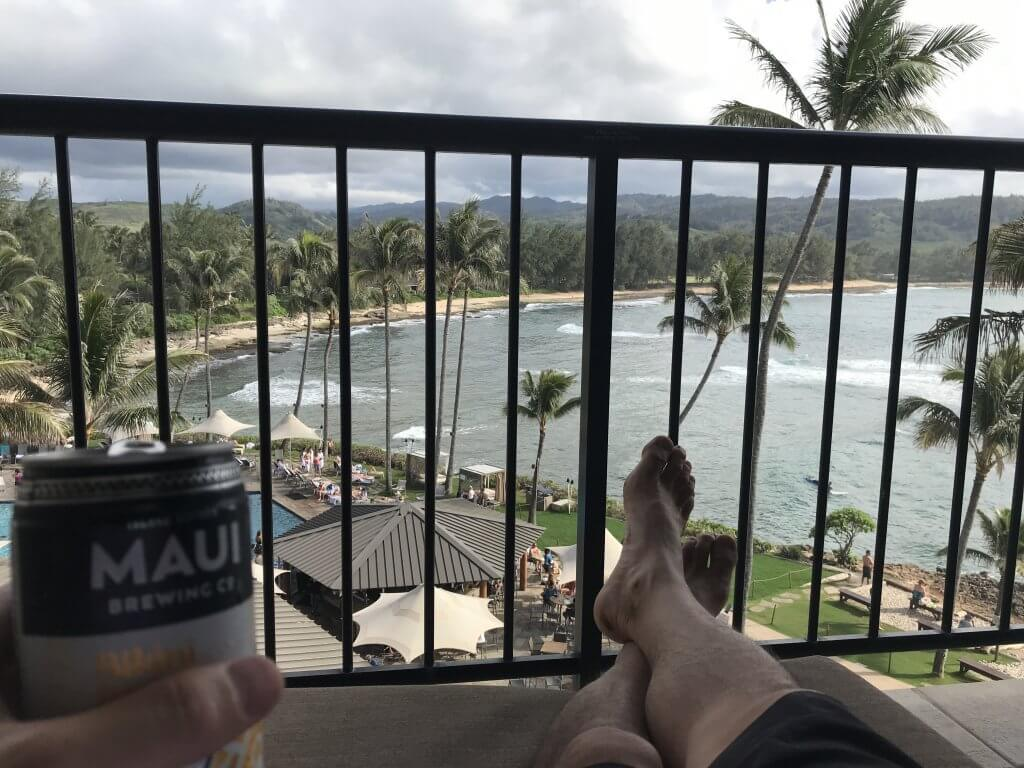 ハワイで大家:2018春休み タートルベイでステイケーションもしましたー。