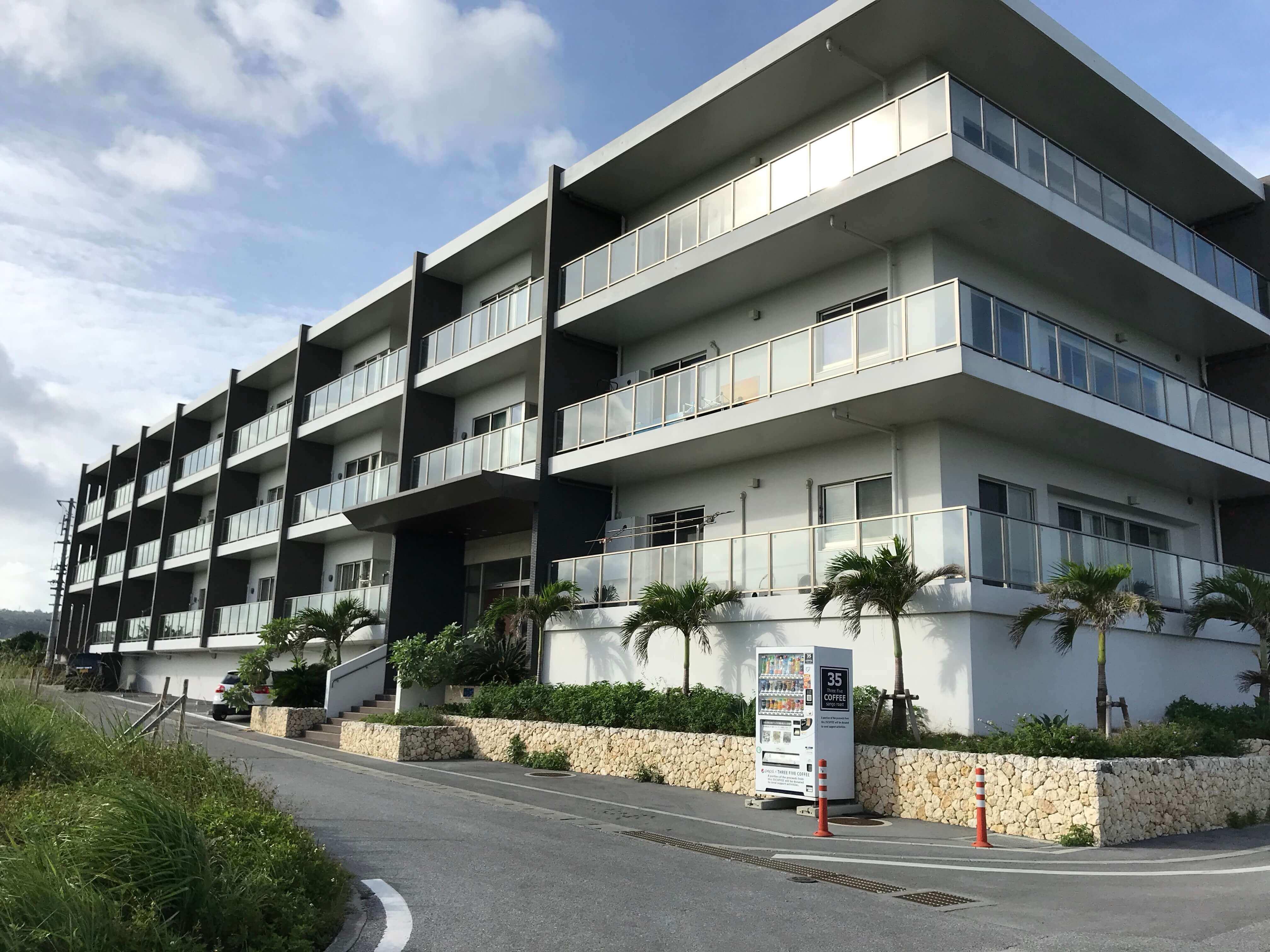 沖縄の有名民泊容認マンションの現在