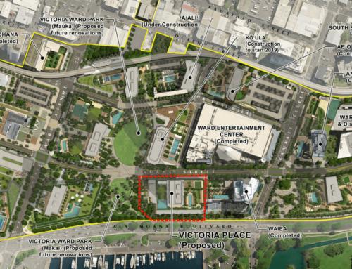 [ハワイ不動産]カカアコ新築最新プロジェクト「Victoria Place」の優先販売特別枠のご案内